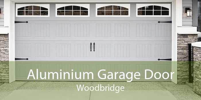 Aluminium Garage Door Woodbridge