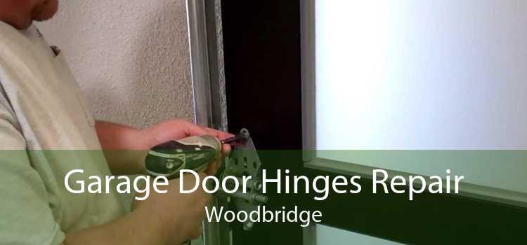 Garage Door Hinges Repair Woodbridge
