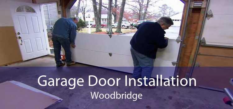 Garage Door Installation Woodbridge