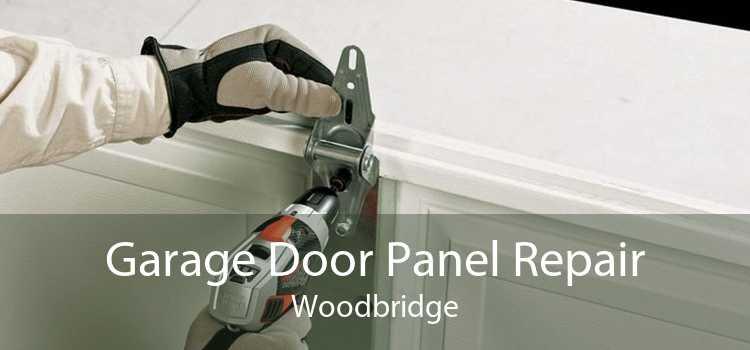 Garage Door Panel Repair Woodbridge