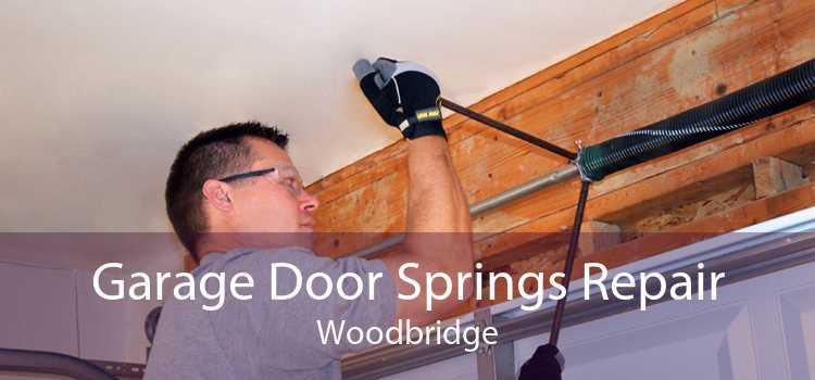 Garage Door Springs Repair Woodbridge