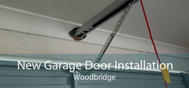 New Garage Door Installation Woodbridge
